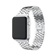 ส่วนลด New Stainless Steel Watch Band Replacement Strap For Apple Watch Series 3 42Mm Intl Unbranded Generic