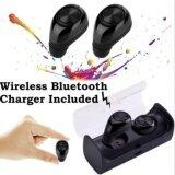 ซื้อ New Tws 10 Twins Bluetooth 4 2 Stereo Headset In Ear Earphones Earbuds Pods หูฟังไร้สาย หูฟังบลูทูธ Tws10 Bluetooth