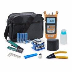ขาย ซื้อ New Version 2017 Optical Power Meter Sgv305 Vfl Tools Kit Singlemode Multimode Media Converter Ftth Fiber Optic อุปกรณ์ทดสอบสายไฟเบอร์ และมีเดีย คอนเวอร์เตอร์ Visual Fault Locator Cable Cutter Stripper Fc 6S Fiber Cleave Multifunction Equipment Tools
