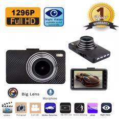 ขาย Ni View กล้องติดรถยนต์ Car Dvr 1296P Full Hd 2 4 K รุ่น Z12 Car ถูก