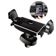 ราคา Niceeshop Universal Adjustanle 360 Degree Rotating Car Air Outlet Phone Bracket Holder Stand For 4 7 6Inch Cell Phones Intl ใหม่ล่าสุด