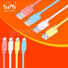 Niimii Lightning Usb Cable สายชาร์จสำหรับ Apple Ipod Ipad Iphone สีชมพู ถูก