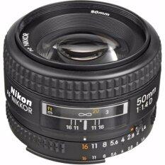 ซื้อ เลนส์ Af Nikkor Af Nikkor 50 มิลลิเมตร F 1 4D เลนส์ออโต้โฟกัส นานาชาติ Nikon ออนไลน์