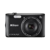 ขาย Nikon กล้องคอมแพค รุ่น Coolpix A300 สีดำ ประกันศูนย์ Thailand