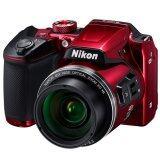 ราคา Nikon Coolpix B500 สีแดง เป็นต้นฉบับ