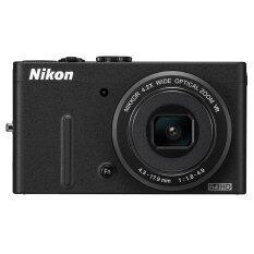 ทบทวน Nikon Coolpix P310 16 1 Mp 4 2X Optical Zoom Black
