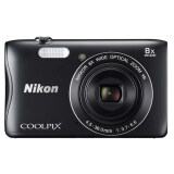 ราคา Nikon Coolpix S3700 Digital Camera 20Mp 8X Built In Wi Fi ฺblack ใหม่