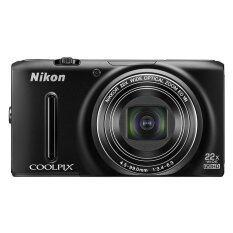 ขาย Nikon Coolpix S9500 Black ถูก ไทย