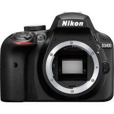 โปรโมชั่น Nikon D3400 Dslr Camera Body Only Black Intl Nikon ใหม่ล่าสุด