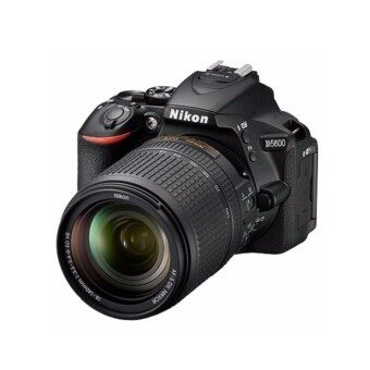 ขาย Nikon D5600 Digital Slr Camera Af P Nikkor 18 55Mm Vr Zoom Lens Kit Intl Nikon ใน Thailand