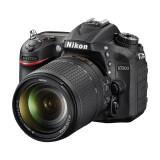 ราคา Nikon D7200 Lens 18 140Mm Black ประกันศูนย์ ใหม่