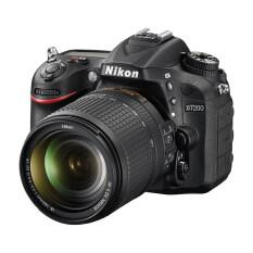 ขาย ซื้อ Nikon D7200 Lens 18 140Mm Black ประกันศูนย์ Thailand