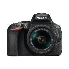 ทบทวน Nikon กล้อง Dslr รุ่น D5600 Bk Sg Af P 18 55 Vr Kit ประกันศูนย์ Nikon