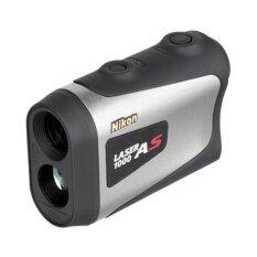 กล้องส่องทางไกล Nikon รุ่น Laser Range Finder 1000 A S (ประกันศูนย์nikon1 ปี) By Lazada Retail Nikon.