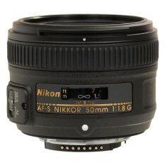 ซื้อ Nikon Lens Af S 50Mm F 1 8G ประกันศูนย์ ถูก Thailand