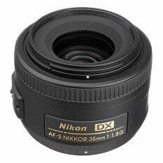 Nikon Lens Af-S Dx 35mm F/1.8g ประกันศูนย์.