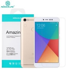 ซื้อ Nillkin 2Mm Anti Explosion Screen Protector Anti Scratch Tempered Glass Film For Xiaomi Redmi Note 5A Prime Intl ถูก จีน