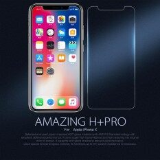 ขาย ซื้อ Nillkin Amazing H Pro Nanometer Anti Explosion Tempered Glass Screen Protector For Iphone X 5 8 Inch Intl