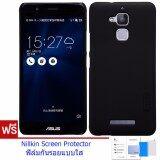 ซื้อ Nillkin เคส Asus Zenfone 3 Max จอ 5 2 นิ้ว Zc520Tl รุ่น Super Frosted Shield สีดำ Free ฟิล์มกันรอย ออนไลน์