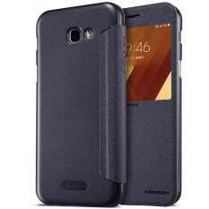 ราคา Nillkin เคส Samsung Galaxy A7 2017 รุ่น Sparkle Leather Case ใหม่ล่าสุด