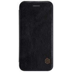 โปรโมชั่น Nillkin เคส Iphone 8 Iphone 7 รุ่น Qin Leather Case Black