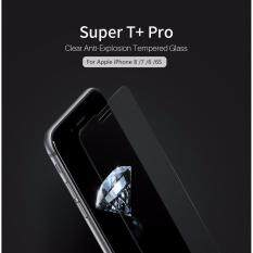 ส่วนลด Nillkin ฟิล์มกระจกนิรภัย Iphone 8 Iphone 7 รุ่น Super T Pro เพชรบุรี