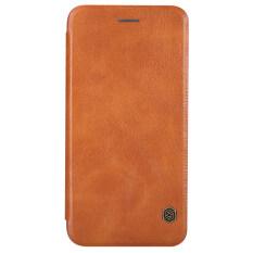 ราคา Nillkin Leather Case Cover Phone Bags For Apple Iphone 6 Plus 6S Plus Brown ใหม่