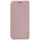 ขาย Nillkin Leather Case Sparkle Series Super Thin Flip Cover For Oppo F1 Plus R9 Rose Gold จีน