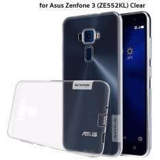 ซื้อ Nillkin Nature Tpu เคสยาง Tpu ของแท้ สำหรับ Asus Zenfone 3 Ze552Kl ใหม่ล่าสุด