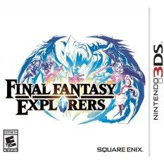 Nintendo 3DS Final Fantasy Explorers (US)