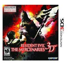 Nintendo 3DS Game Resident Evil The Mercenaries 3D