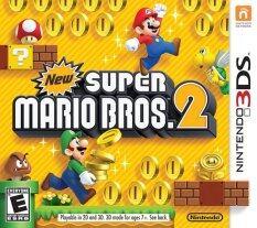 Nintendo 3DS New Super Mario Bros. 2 (US)