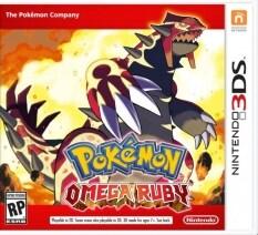 Nintendo 3DS POKEMON OMEGA RUBY (US)