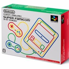 nintendo classic mini super famicom ( japan )