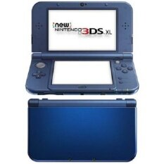 Nintendo New  3ds XL US Version (Metallic Blue)