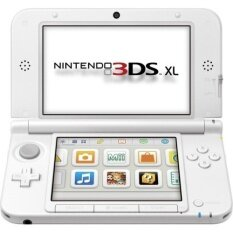 Nintendo New Nintendo 3DS XL US Version (Pearl White)