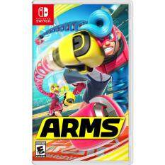 nintendo switch arms ( english )
