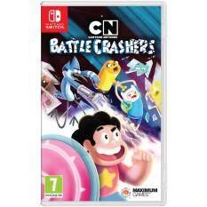 nintendo switch battle crashers ( english+europe )