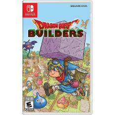 Nintendo Switch Dragon Quest Builder US Eng