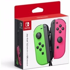 Nintendo Switch Joy-Con New Neon Controller Splatoon
