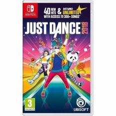 Nintendo Switch Just Dance 2018 EU Eng