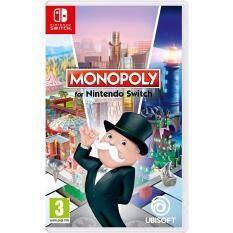 Nintendo Switch Monopoly EU Eng