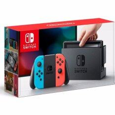 Nintendo Switch (Neon Red/Blue) (Asia)