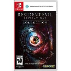 nintendo switch resident evil revelations collection ( english )