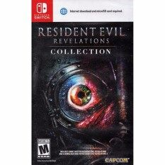 Nintendo™ Switch RESIDENT EVIL: REVELATIONS COLLECTION (US)