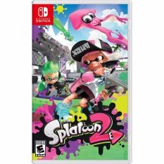 Nintendo Switch Splatoon 2 Eng US