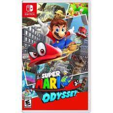 Nintendo Switch Super Mario Odyssey Us.