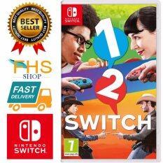 Nintendo™ Switch (SW) 1, 2, Switch