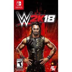 Nintendo Switch  WWE 2K18 US Eng