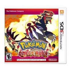 Nitendo 3ds Pokemon Omega Ruby (us).